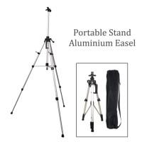 Stand Lukis Aluminium / Easel Stand Aluminium / Tripod Easel Standard