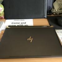 Ultrabook HP Spectre 13-V022TU Black Gold i7 Skylake SSD 512 W10 MURAH