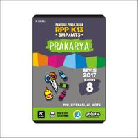 ANIMUS  RPP K13 KELAS 8 PRAKARYA   REVISI 2017