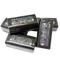 Penghapus Eraser Faber Castell Hitam Kecil B40