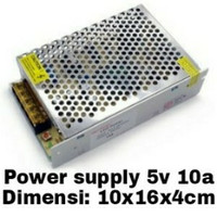 Power Supply Switching 5V 10A