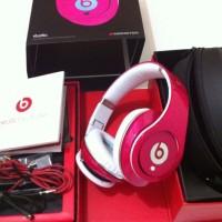 Headphone Beats By Dr.Dre Studio Pink Promo