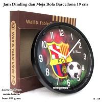 Jam Dinding  Jam Meja Rumah Club Bola barcelona