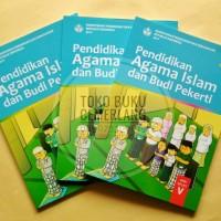 Harga BUKU PENDIDIKAN AGAMA ISLAM BUDI PEKERTI KLS 5 SD KUR 2013 REV 2017 | WIKIPRICE INDONESIA