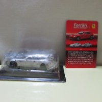 Kyosho 1/64 Ferrari Minicar Collection 9 FF Silver No Box