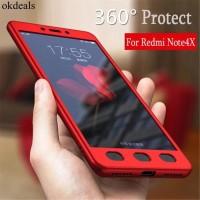 Xiaomi Note 4X 4 SNAPDRAGON Case Luxury Hard UltraThin 360 Full Case