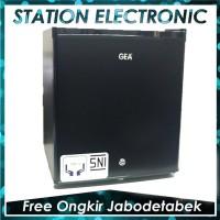 Jual GEA Mini Bar RS-06DR Kulkas Portable - Black Murah