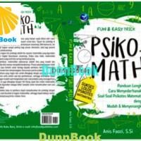Fun Dan Easy Trick Psiko-Math-Sukses Lolos Psikotes Matematika