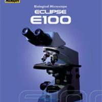 Mikroskop Nikon Eclipse E100 LED Binocular Microscope