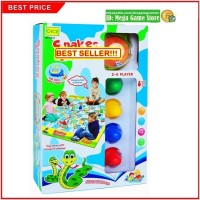 Karpet Bermain Ular Tangga Snakes And Ladders Medium