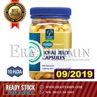 Royal Jelly Capsule (10HDA) Manuka Health