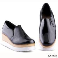 JLN 1920 |Sepatu wedges Wanita Branded JK Collection 2018