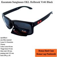 Kacamata Sport OKL Holbrook Vr46 Full Set