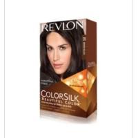 Revlon Colorsilk Hair Color Brown Black 20