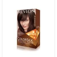 Revlon Colorsilk Hair Color Dark Mahogany Brown 32