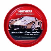 Spesifikasi Mothers Brazilian Carnauba Cleaner Wax (Paste)
