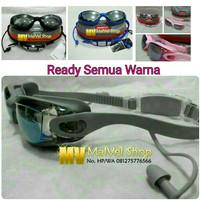 Kacamata Renang Anti Fog & UV SPEEDO 866