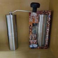 Porlex Tall Hand Grinder Coffee Manual - Penggiling Biji Kopi