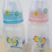 Jual Botol susu bayi Huki PP SP 120ml dot ortho gepeng BPA free Murah