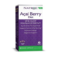 Natrol Acai Berry + Green Tea - Lose Weight in 1 month