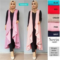 sovin vest Hijab by Rafanda