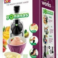 Blender Buah Frozen Ice Cream Maker Yonanas Dessert Fruit Yogurt Maker