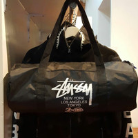 duffle bag stussy tour 30th anniversary japan appendix magazine