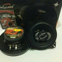 Speaker Coaxial 4 inch Hollywood Hw 443 / set