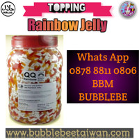 Rainbow Jelly termurah isi 3,3kg
