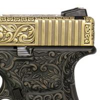 WE G34 Floral Pattern Bronze (+case)