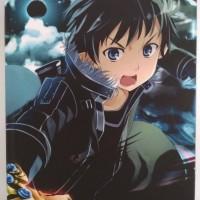 Note Book Hard Cover Sword Art Online (SAO)