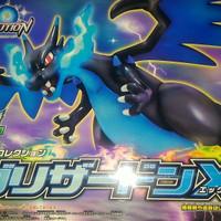 Pokemon Plastic Lizardon X mega Evolution