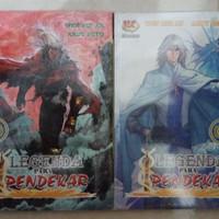 Komik Silat Legenda Para Pendekar by Wen Rui An & Andy Seto