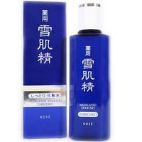 KOSE Medicated Sekkisei Enriched Emulsion 140ml