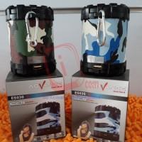 Speaker Advance Aktif Portable ES030 Bluetooth Subwoofer BASS USB