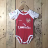 Kaos Bola Bayi / Baby Jumper / Jersey Klub Arsenal Home