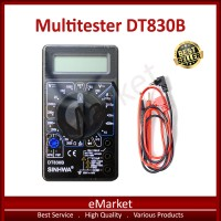 Multimeter Digital DT830B ~ Avometer / Multitester ~ Multi Tester
