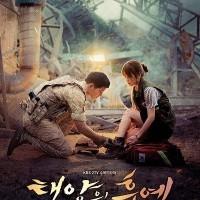 DVD Descendants Of The Sun Sub Indo K-Drama