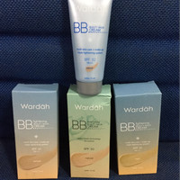 BB Cream Wardah Beauty Foundation Cream | Foundation Cair 15ml