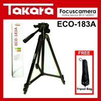 Tripod Takara ECO-183A For kamera Mirroless Canon Sony Nikon Fujifilm