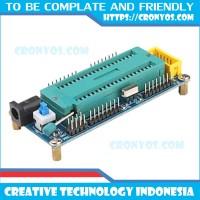 System Minimum AVR 40 pin Atmega32 / Atmega16 / Atmega8535