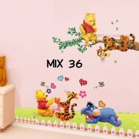 Motif Winnie The Pooh Wallpaper Wallsticker uk 50x70 cm