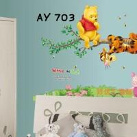 Motif Winnie The Pooh 2 Wallpaper Wallsticker uk 50x70 cm