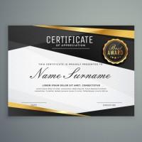 Cetak Piagam Penghargaan A4 Kertas Fancy Paper Rampai