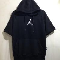 Hoodie Basket Nike Air Jordan Short Sleeve