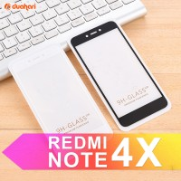 Tempered Glass Full Cover Xiaomi Redmi Note 4X Tempered Glass Note 4x