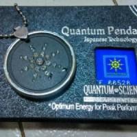 Kalung Quantum pendant Japanese Asli 100% DISKON