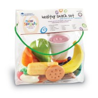 Learning Resources New Sprouts Healthy Snack Set - LER-9744