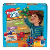 Mainan Edukasi EI-Design & Drill Socket to Me / 4119