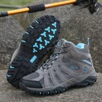 Sepatu Gunung SNTA 606 Original Wanita - Sepatu Outdoor/Hiking/Sport